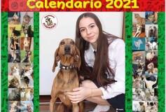 ECCO IL NUOVO CALENDARIO 2021 dell'associazione scodinzolo !!❤️
